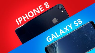 iPhone 8 vs Galaxy S8 [Comparativo]