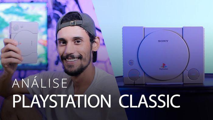PlayStation Classic: nostalgia que aquece o coração gamer