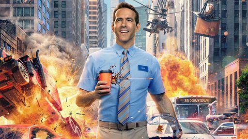 Free Guy | O que esperar do novo filme com Ryan Reynolds?