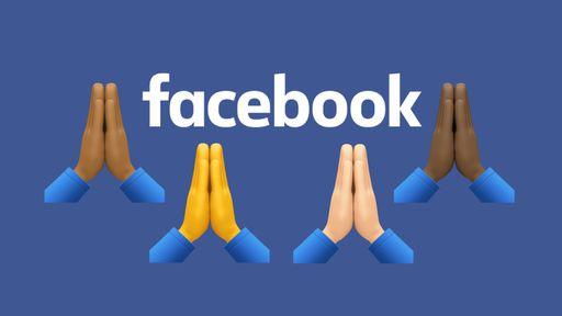 Facebook vai facilitar pedidos de oração na rede social
