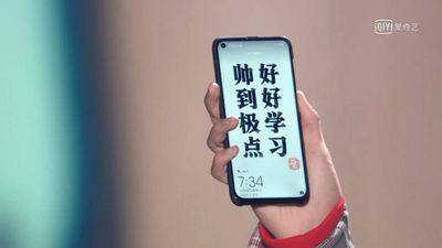 """Huawei Nova 4 com """"furo"""" para câmera ganha data de lançamento"""