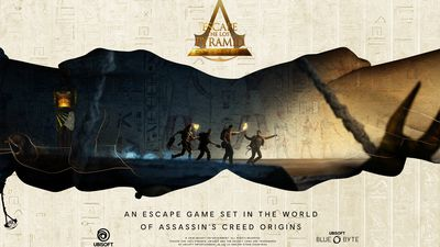 Primeiro escape room em VR do Brasil é inaugurado inspirado em Assassin's Creed