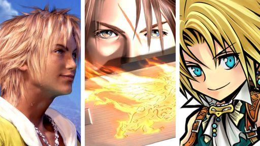 Os 10 melhores jogos da série Final Fantasy