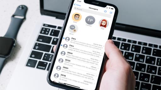 Como acessar seu iMessage em outro iPhone