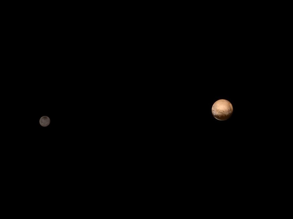 Caronte e Plutão