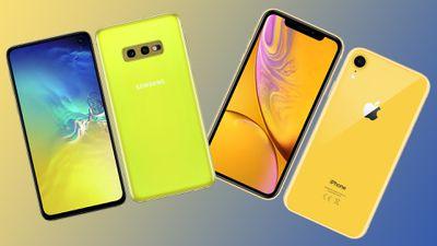 Galaxy S10e versus iPhone XR | Qual dos modelos leva a melhor no comparativo?