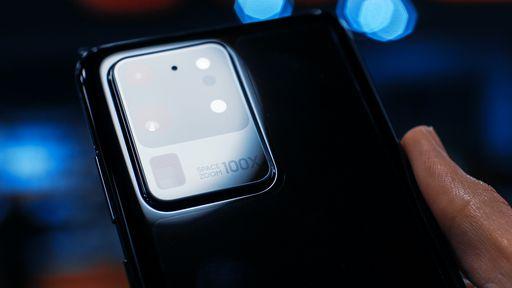 Samsung prepara solução caseira para duelar com o reconhecimento facial da Apple