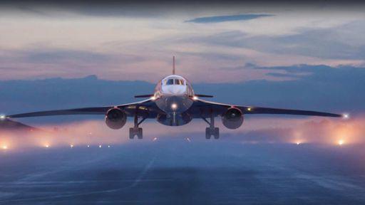 Empresa lança avião supersônico três vezes mais rápido que o Concorde