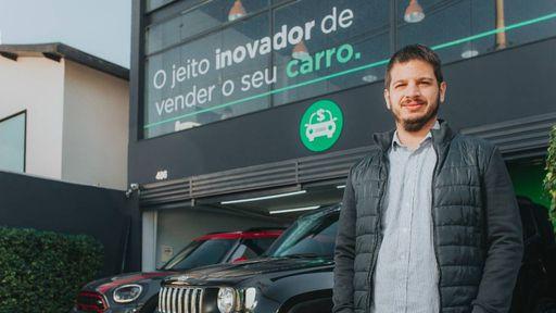 Venda de usados InstaCarro recebe aporte de R$ 119 mi e mira expansão digital