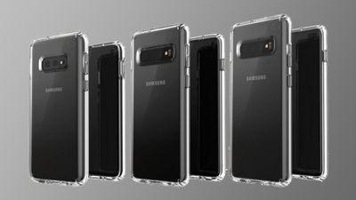 Vazamento mostra design dos Samsung Galaxy S10, S10+ e S10E