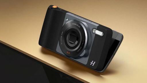 Conheça a Hasselblad True Zoom, a câmera modular do Moto Z