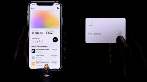 Apple Card muda de cor conforme hábitos de consumo do usuário