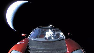 NASA não quer outro Tesla Roadster vagando pelo espaço