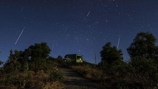 Geminídeas | Última chuva de meteoros de 2020 atinge pico neste domingo