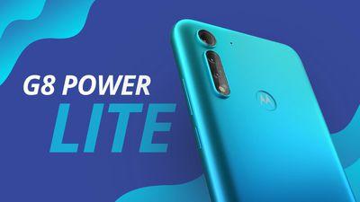 Moto G8 Power Lite, o que FALTOU nele?