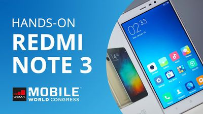 Redmi Note 3: o novo phablet da Xiaomi [Hands-on | MWC 2016]