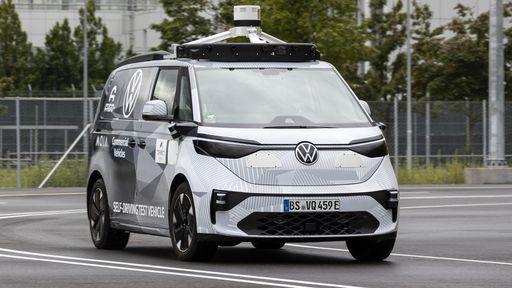 Kombi elétrica da Volkswagen, ID.Buzz ganha previsão de lançamento