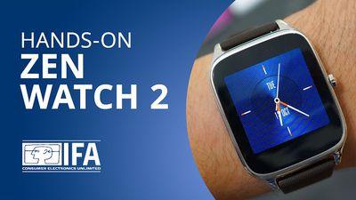 Zenwatch 2: conheça o novo smartwatch da ASUS [Hands-on | IFA 2015]