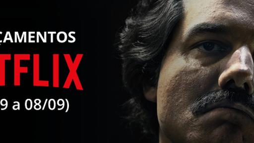 Netflix: confira os lançamentos da semana (02/09 a 08/09)
