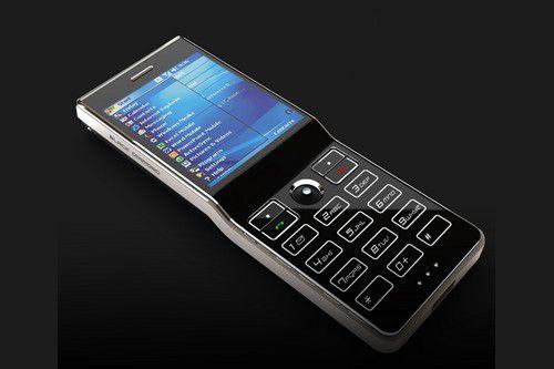 Smartphone luxo