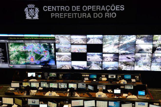 Centro de Operações do Rio