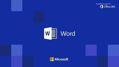 Word ganha recurso de leitura em voz alta para usuários com dislexia
