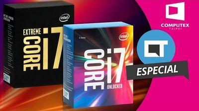 10 núcleos de processamento: Intel Core i7 Broadwell-E Extreme Edition [Especial