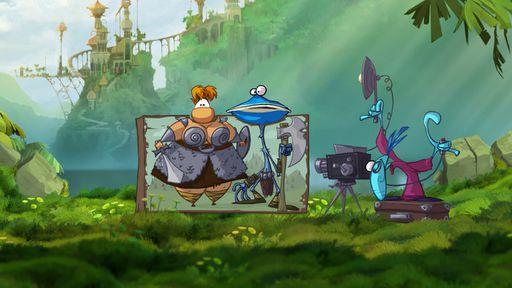 Ubisoft vai distribuir Rayman Origins de graça a partir da próxima semana