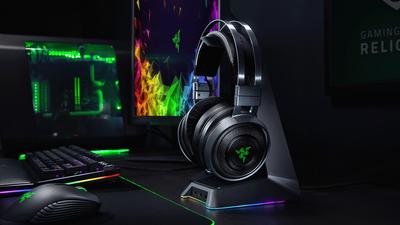 Razer anuncia o Nari Ultimate, headset que usa som para simular toque e pressão