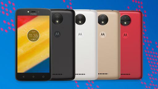 Lenovo anuncia o Moto C, seu novo smartphone basicão