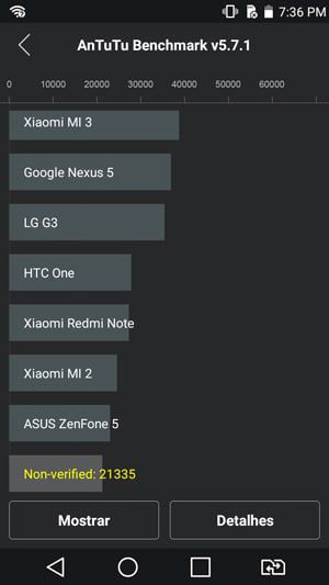 LG G4 Stylus - Screenshots