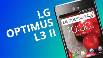 LG Optimus L3 II [Análise]