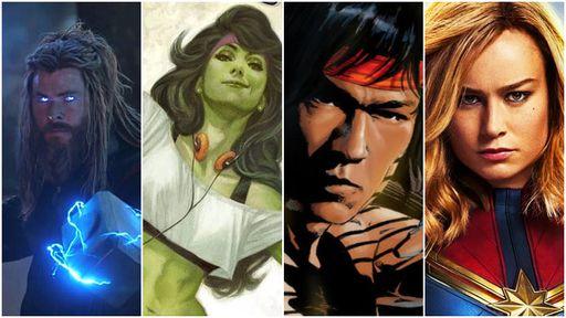 Saiba como a Marvel está construindo a Fase 4 para chegar a Vingadores 5