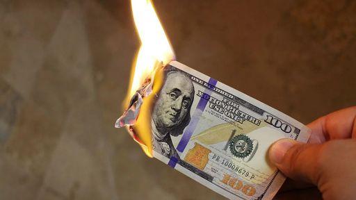 """Governo chinês está até """"queimando"""" dinheiro para combater o coronavírus"""
