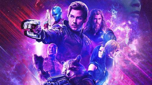 Guardiões da Galáxia 3 │ Roteiro do filme está pronto há anos, revela diretor