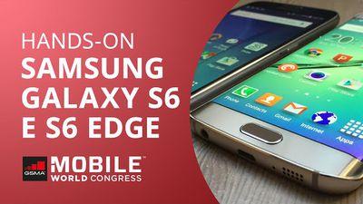 Samsung Galaxy S6 e S6 Edge: tudo sobre os novos smartphones [Hands-on | MWC 2015]