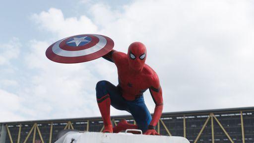 Homem-Aranha usará diferentes tipos de teia em seu novo filme