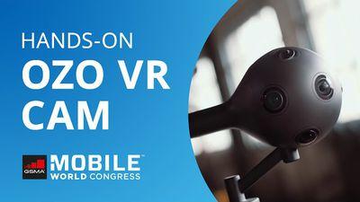 OZO VR Cam: a melhor câmera 360º do mercado atual [Hands-on | MWC 2016]