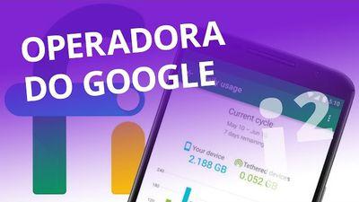 Operadora móvel do Google já disponível nos EUA [Inovação ²]