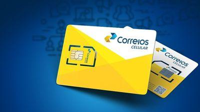 Usuários da Correios Celular receberão cartão de crédito e débito sem custos