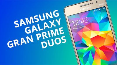 Samsung Galaxy Gran Prime Duos [Análise]