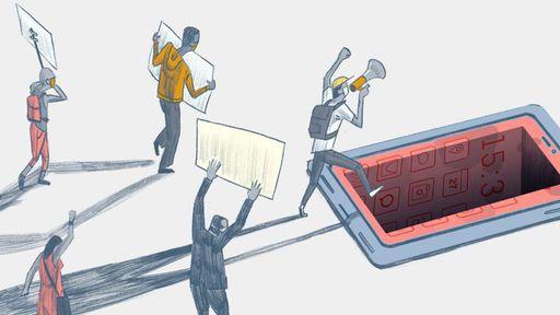 Pegasus: app espião foi usado contra ativistas e jornalistas de 45 países