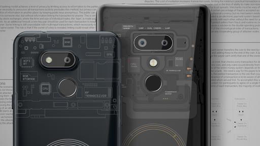 HTC anuncia smartphone de entrada focado em transações com bitcoins