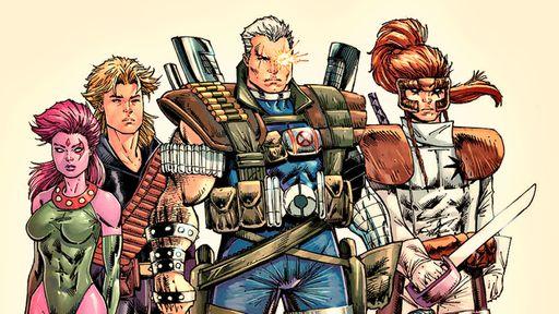 HQ finalmente explica por que Cable e os X-Men tinham tantos bolsos nos anos 90