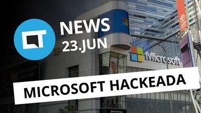 Compras online 30% mais caras sem e-Sedex; Presos por hackear Microsoft e+[CT Ne