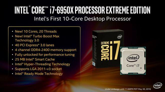 Intel Haswell-E