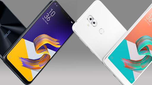 MWC 2018 | Asus lança Zenfone 5 e 5 Lite com destaque para a fotografia móvel