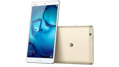 Huawei lança tablet MediaPad M3 com som estéreo certificado pela Harman Kardon