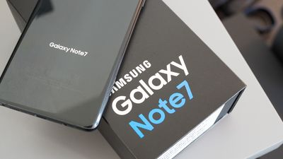 Galaxy Note 7 ainda tem mais usuários do que o LG V20 e o OnePlus 3T juntos