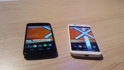 Primeiras impressões do Motorola X